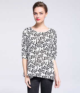 Tops - Silk  crepe de chine top