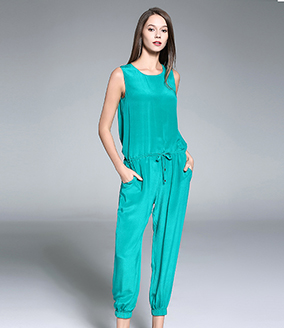 Jumpsuits - Silk Jumpsuits