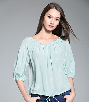 Tops - Silk Top